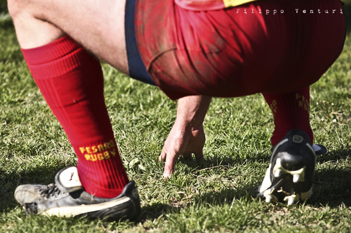 Romagna Rugby VS Pesaro Rugby (foto 17)