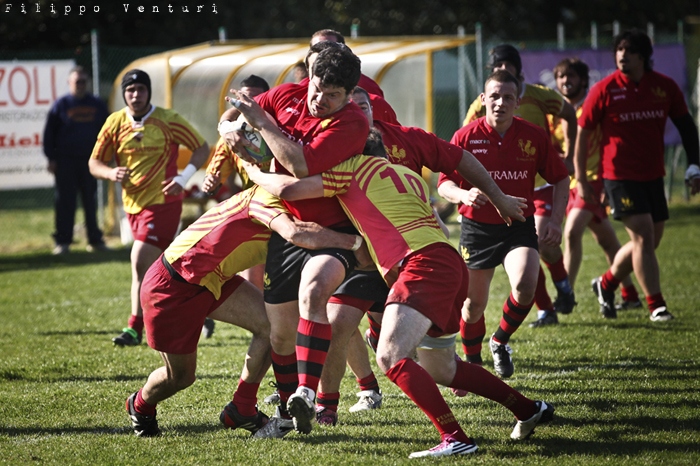 Romagna Rugby VS Pesaro Rugby (foto 19)