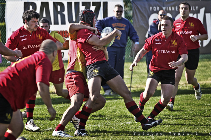 Romagna Rugby VS Pesaro Rugby (foto 20)