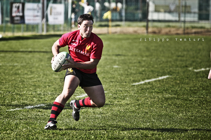 Romagna Rugby VS Pesaro Rugby (foto 21)