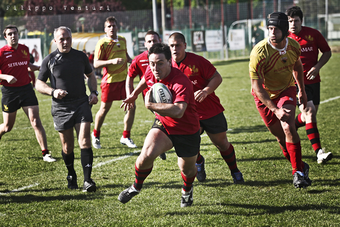 Romagna Rugby VS Pesaro Rugby (foto 22)