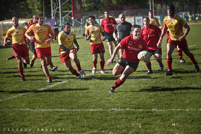 Romagna Rugby VS Pesaro Rugby (foto 23)