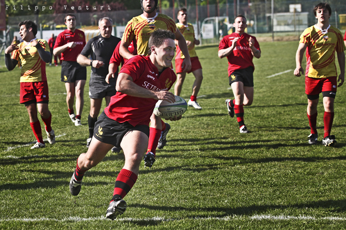 Romagna Rugby VS Pesaro Rugby (foto 24)