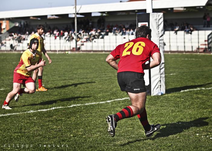 Romagna Rugby VS Pesaro Rugby (foto 25)