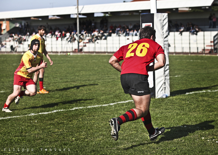 Romagna Rugby VS Pesaro Rugby (foto 25)