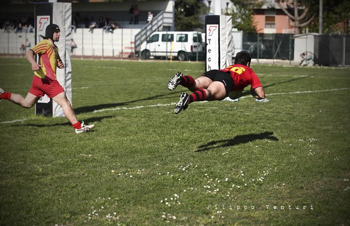 Romagna Rugby VS Pesaro Rugby (foto 26)