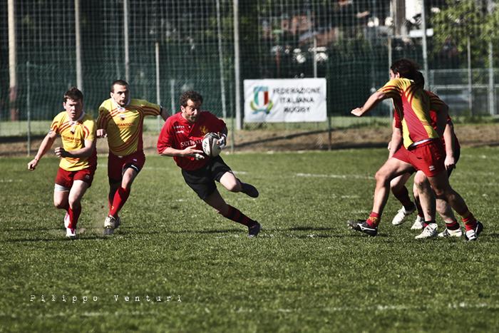 Romagna Rugby VS Pesaro Rugby (foto 27)