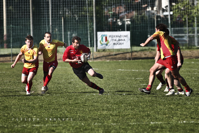 Romagna Rugby VS Pesaro Rugby (foto 27)
