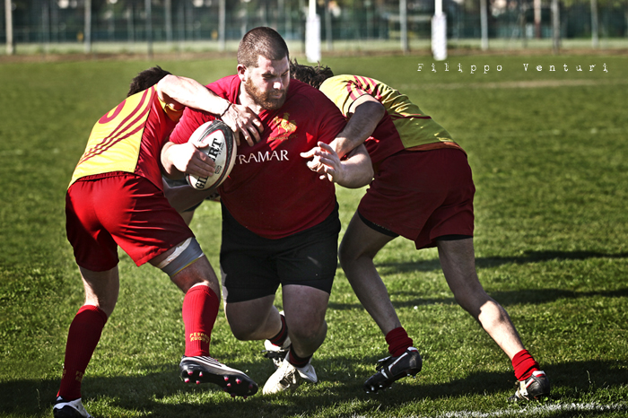 Romagna Rugby VS Pesaro Rugby (foto 28)