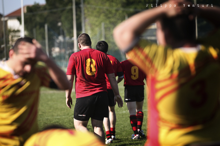 Romagna Rugby VS Pesaro Rugby (foto 29)