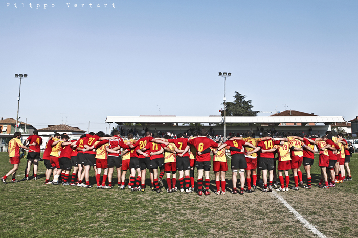 Romagna Rugby VS Pesaro Rugby (foto 30)