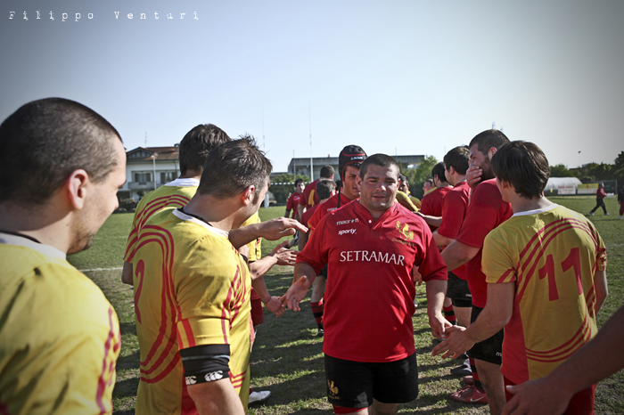 Romagna Rugby VS Pesaro Rugby (foto 31)