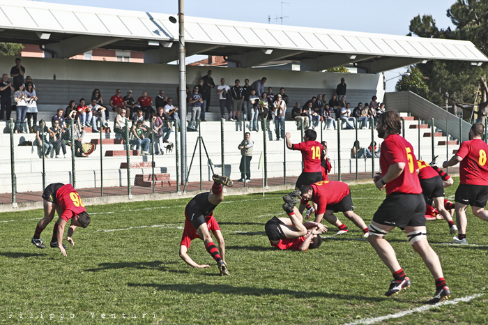 Romagna Rugby VS Pesaro Rugby (foto 32)