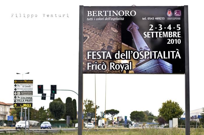 Festa dell'ospitalità Fricò Royal - Bertinoro