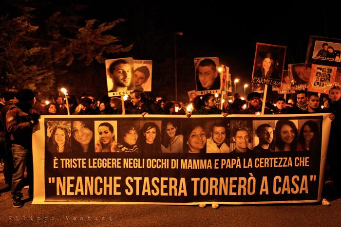 L'Aquila Earthquake March, photo #10