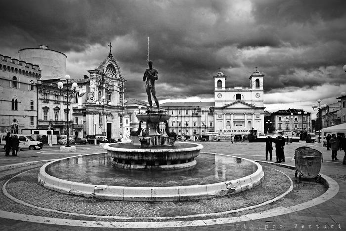 L'Aquila Earthquake, photo #6