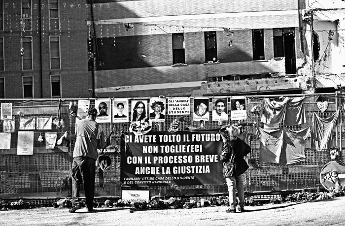L'Aquila Earthquake, photo #9
