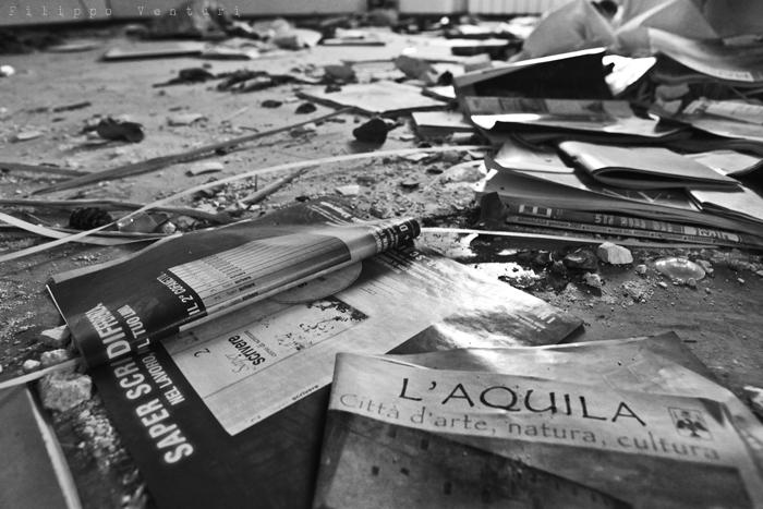 L'Aquila Earthquake, photo #31