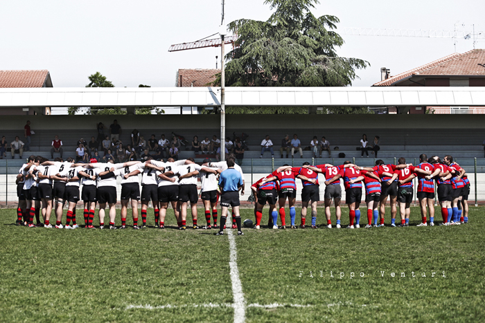 Romagna Rugby VS Pro Sesto Rugby (photo 1)