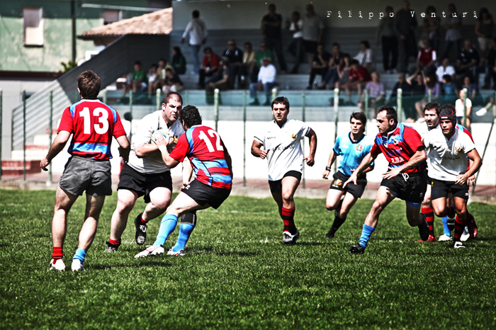 Romagna Rugby VS Pro Sesto Rugby (photo 3)