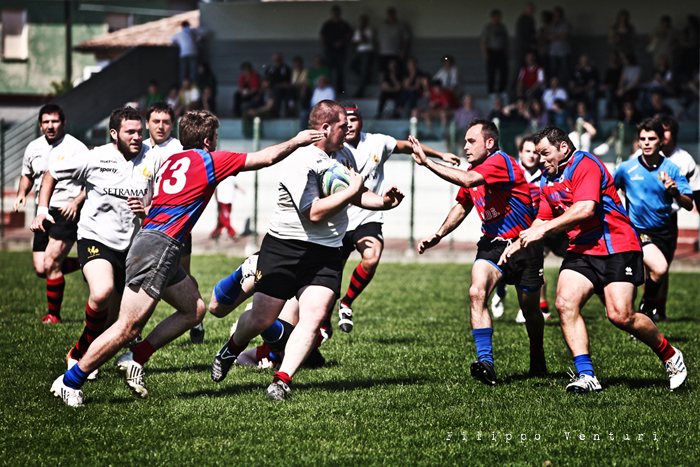 Romagna Rugby VS Pro Sesto Rugby (photo 5)