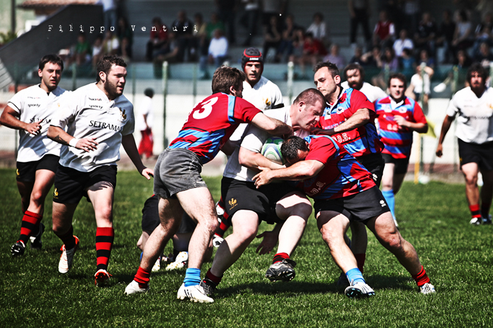 Romagna Rugby VS Pro Sesto Rugby (photo 6)