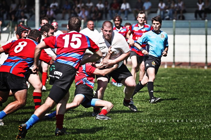 Romagna Rugby VS Pro Sesto Rugby (photo 7)