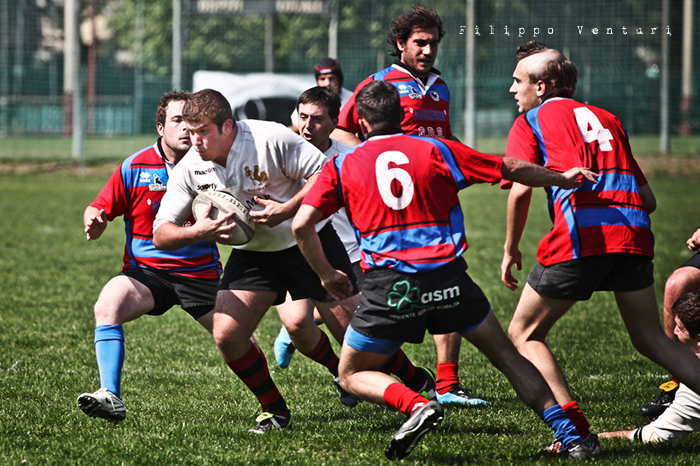 Romagna Rugby VS Pro Sesto Rugby (photo 9)