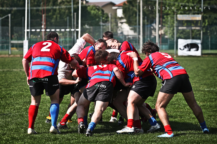 Romagna Rugby VS Pro Sesto Rugby (photo 10)
