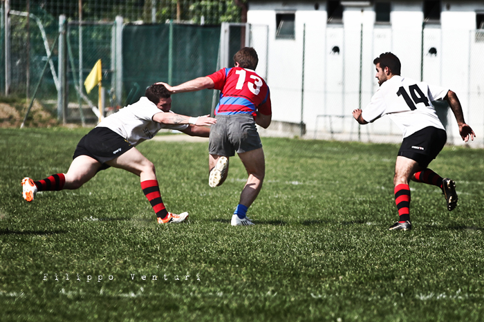 Romagna Rugby VS Pro Sesto Rugby (photo 14)
