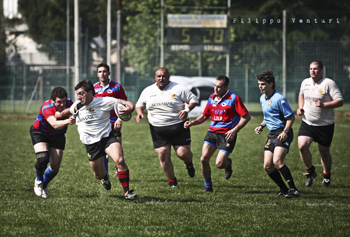 Romagna Rugby VS Pro Sesto Rugby (photo 16)