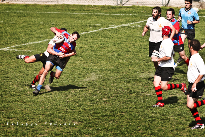 Romagna Rugby VS Pro Sesto Rugby (photo 22)