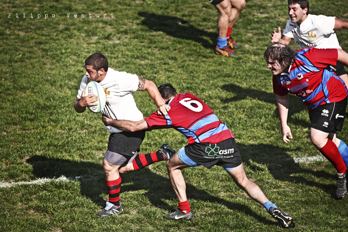 Romagna Rugby VS Pro Sesto Rugby (photo 35)