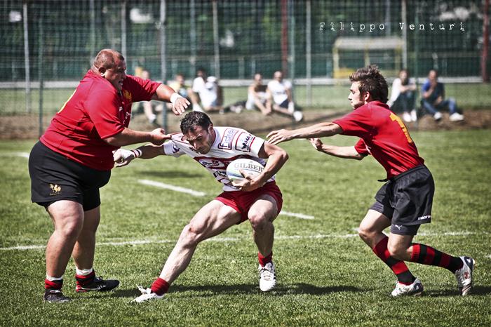 Il Romagna RFC conquista la Serie A (Romagna Rugby VS Rugby Casale) Photo 2