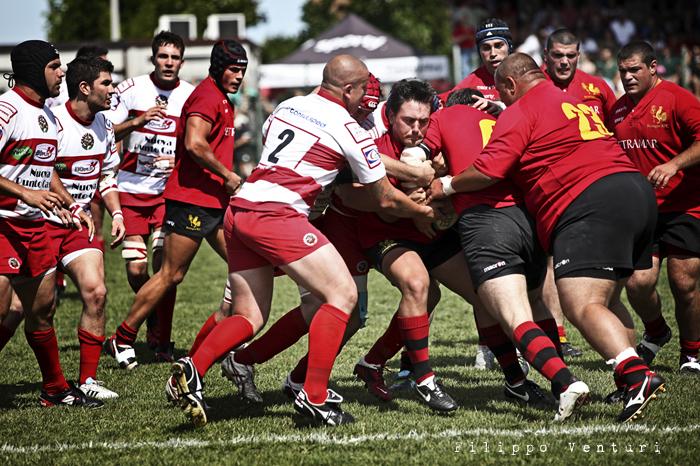 Il Romagna RFC conquista la Serie A (Romagna Rugby VS Rugby Casale) Photo 3