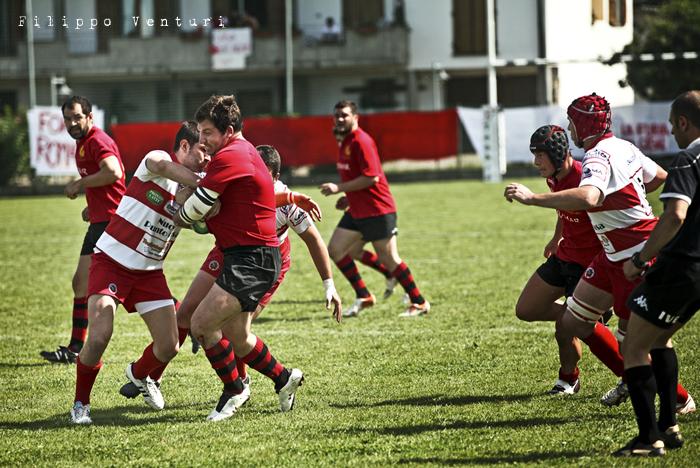 Il Romagna RFC conquista la Serie A (Romagna Rugby VS Rugby Casale) Photo 4