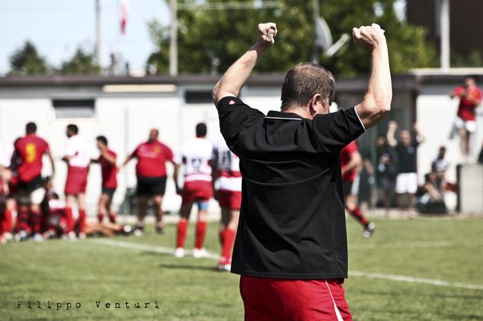 Il Romagna RFC conquista la Serie A (Romagna Rugby VS Rugby Casale) Photo 6