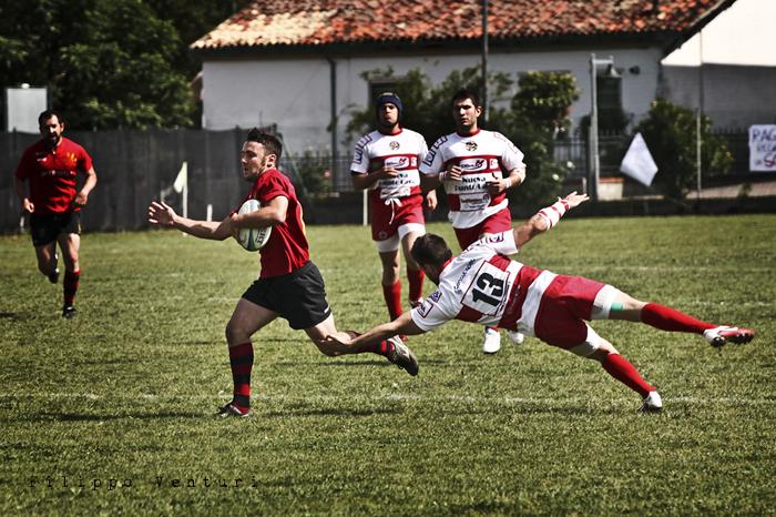 Il Romagna RFC conquista la Serie A (Romagna Rugby VS Rugby Casale) Photo 7