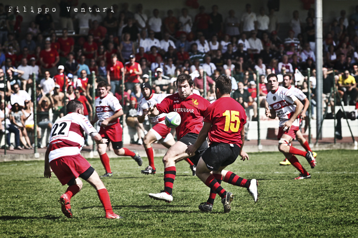 Il Romagna RFC conquista la Serie A (Romagna Rugby VS Rugby Casale) Photo 8