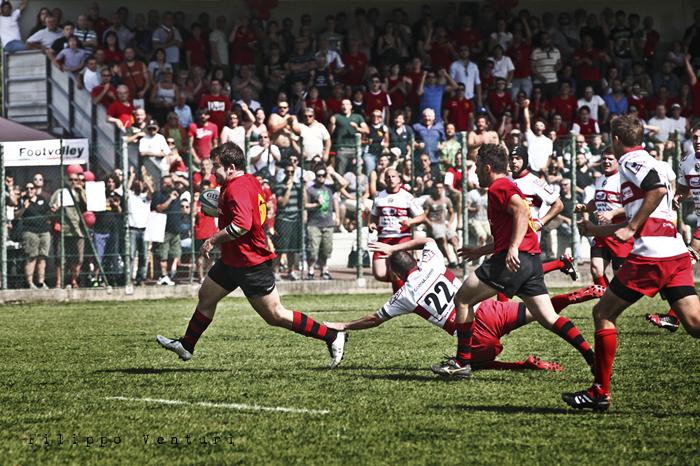 Il Romagna RFC conquista la Serie A (Romagna Rugby VS Rugby Casale) Photo 9
