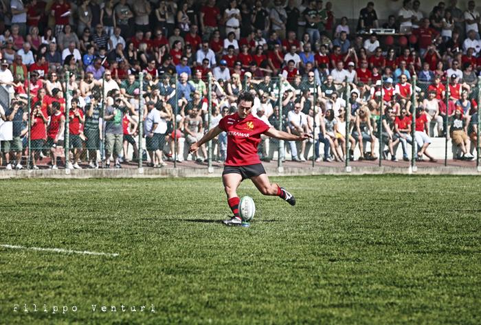 Il Romagna RFC conquista la Serie A (Romagna Rugby VS Rugby Casale) Photo 14