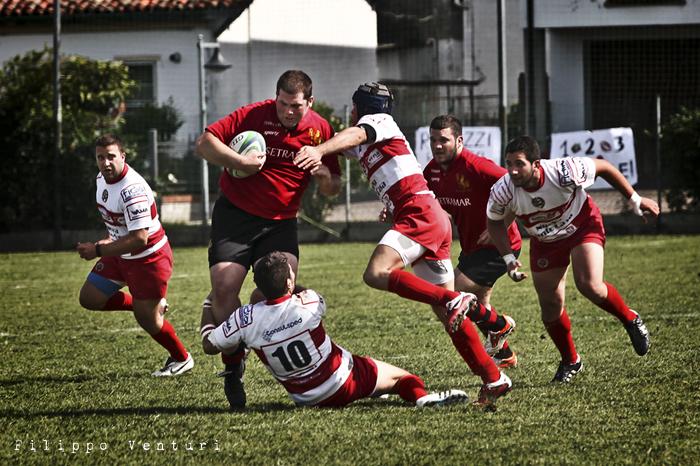 Il Romagna RFC conquista la Serie A (Romagna Rugby VS Rugby Casale) Photo 15