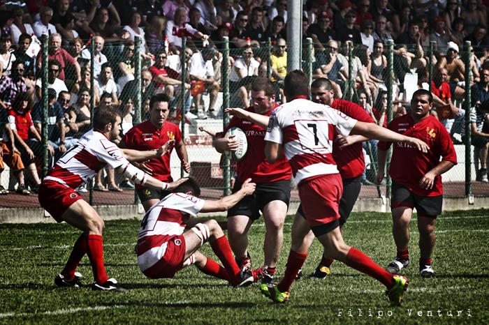 Il Romagna RFC conquista la Serie A (Romagna Rugby VS Rugby Casale) Photo 17