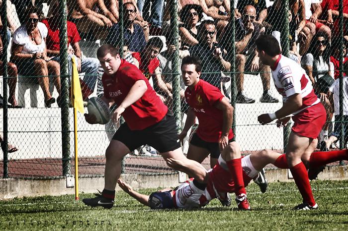 Il Romagna RFC conquista la Serie A (Romagna Rugby VS Rugby Casale) Photo 18