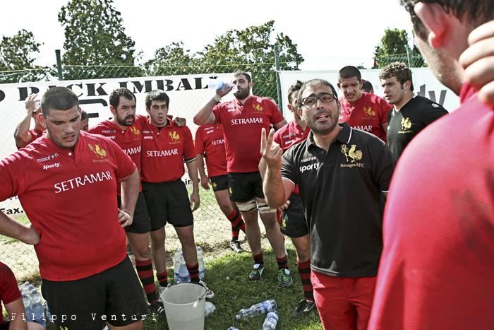 Il Romagna RFC conquista la Serie A (Romagna Rugby VS Rugby Casale) Photo 19