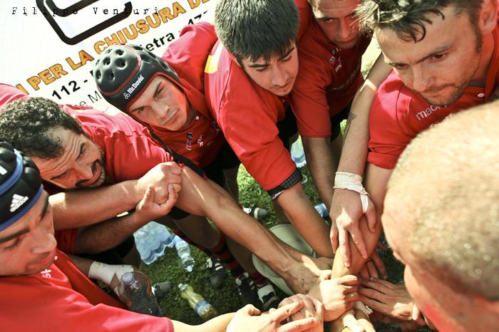 Il Romagna RFC conquista la Serie A (Romagna Rugby VS Rugby Casale) Photo 20