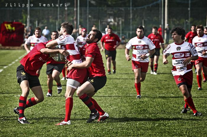 Il Romagna RFC conquista la Serie A (Romagna Rugby VS Rugby Casale) Photo 27