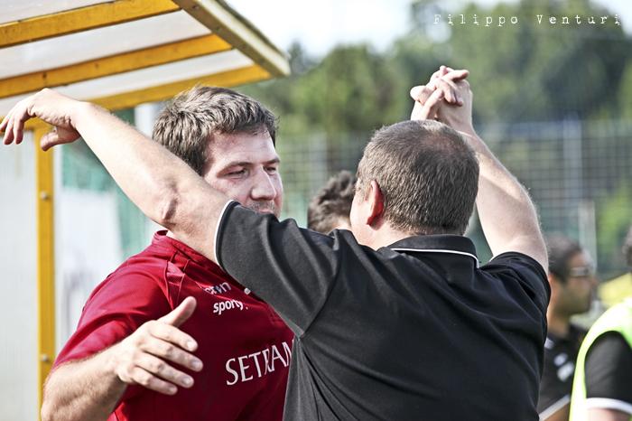 Il Romagna RFC conquista la Serie A (Romagna Rugby VS Rugby Casale) Photo 29