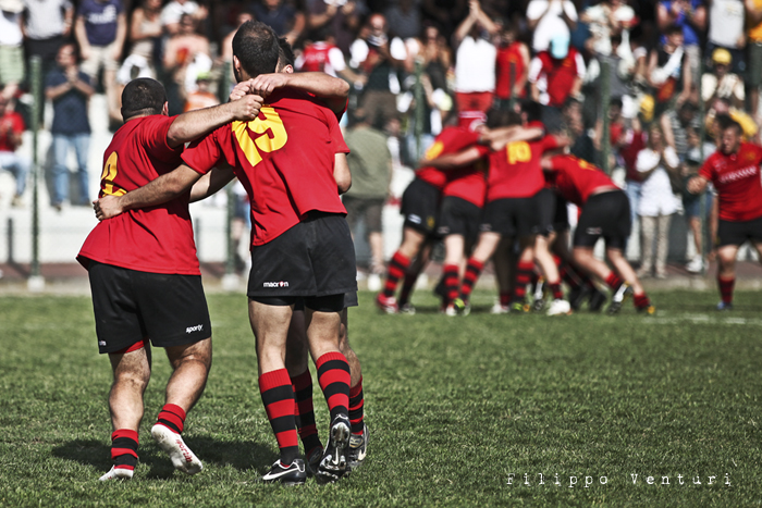 Il Romagna RFC conquista la Serie A (Romagna Rugby VS Rugby Casale) Photo 32
