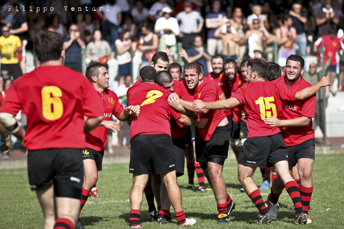 Il Romagna RFC conquista la Serie A (Romagna Rugby VS Rugby Casale) Photo 33